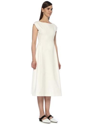Theory Elbise Beyaz